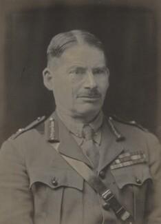 Sir Philip Gordon Grant, by Walter Stoneman - NPG x66451