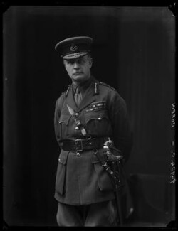 Clifford Coffin, by Walter Stoneman - NPG x66495