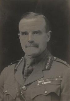 Sir Henry Joseph Everett, by Walter Stoneman - NPG x66582