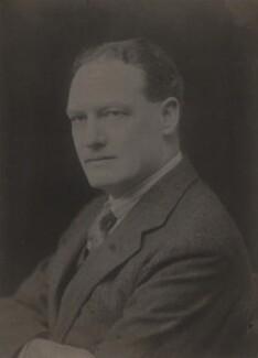 Sir (Arthur) Cecil Beck, by Walter Stoneman - NPG x66594