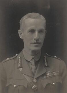 Sir John Raynsford Longley, by Walter Stoneman - NPG x66609