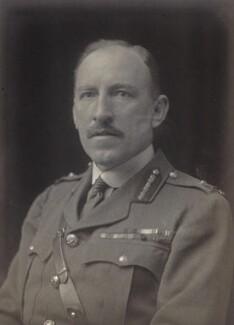 Sir Cyril John Deverell, by Walter Stoneman - NPG x66619