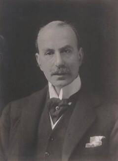 Sir Philip Gutterez Henriques, by Walter Stoneman - NPG x66632