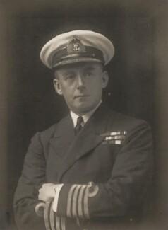 Sir (Alfred) Dudley Pickman Rogers Pound, by Walter Stoneman - NPG x66639