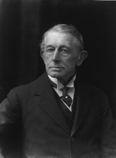 John George Butcher, Baron Danesfort, by Walter Stoneman - NPG x66646