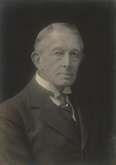 John George Butcher, Baron Danesfort, by Walter Stoneman - NPG x66647