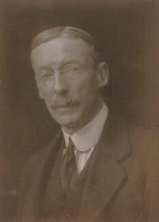 Sir (Arthur) Henry McMahon, by Walter Stoneman - NPG x66650