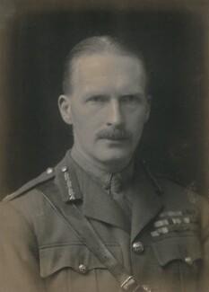 Sir John Greer Dill, by Walter Stoneman - NPG x66666