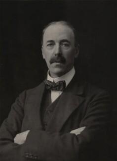 Sir Herbert James Read, by Walter Stoneman - NPG x66720