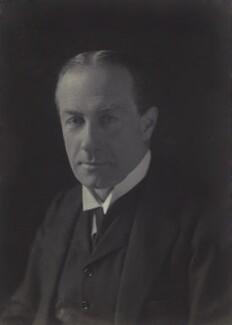 Stanley Baldwin, 1st Earl Baldwin, by Walter Stoneman - NPG x66736