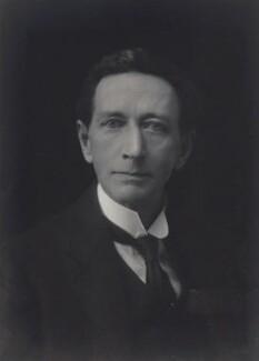 Godfrey Rathbone Benson, 1st Baron Charnwood, by Walter Stoneman - NPG x66779