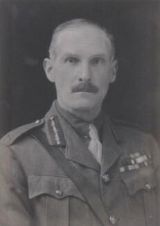 Edward Spencer Hoare Nairne, by Walter Stoneman - NPG x66818