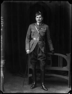 Hugh Montague Trenchard, 1st Viscount Trenchard, by Walter Stoneman - NPG x66878