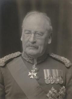 Sir Herbert Scott Gould Miles, by Walter Stoneman - NPG x66948