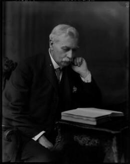 Sir James Herbert Seabrooke, by Walter Stoneman - NPG x66966