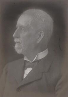 Lord George Francis Hamilton, by Walter Stoneman - NPG x67035