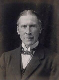 Sir Stuart Mitford Fraser, by Walter Stoneman, 1920 - NPG x67087 - © National Portrait Gallery, London
