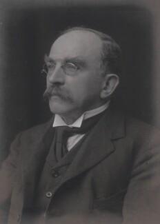 Sir Joseph Larmor, by Walter Stoneman - NPG x67120