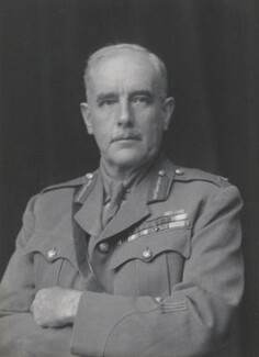 Oswald Charles Williamson Oswald, by Walter Stoneman, 1920 - NPG x67134 - © National Portrait Gallery, London