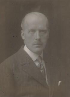 Sir George Dixon Grahame, by Walter Stoneman - NPG x67137