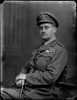 Sir Charles Macpherson Dobell, by Walter Stoneman, 1920 - NPG x67152 - © National Portrait Gallery, London
