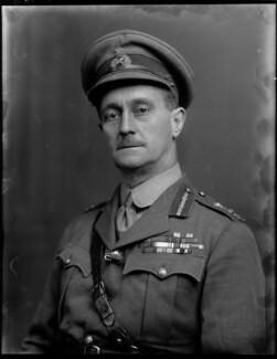 Sir Charles Macpherson Dobell, by Walter Stoneman, 1920 - NPG x67153 - © National Portrait Gallery, London