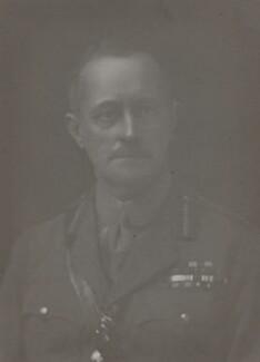 Sir Charles Macpherson Dobell, by Walter Stoneman, 1920 - NPG x67154 - © National Portrait Gallery, London