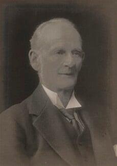 Rowland Edmund Prothero, 1st Baron Ernle, by Walter Stoneman - NPG x67184