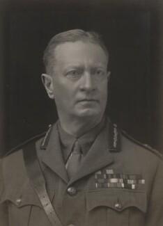 Sir Michael Joseph Tighe, by Walter Stoneman - NPG x67188