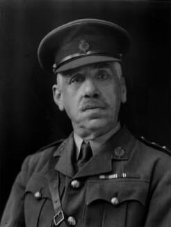 Sir William Houghton Gastrell, by Walter Stoneman - NPG x67215