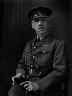 Sir William Houghton Gastrell, by Walter Stoneman - NPG x67216