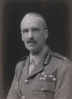 Sir John Sharman Fowler, by Walter Stoneman, 1921 - NPG x67268 - © National Portrait Gallery, London