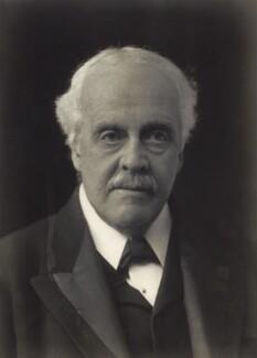 Arthur James Balfour, 1st Earl of Balfour, by Walter Stoneman - NPG x67281
