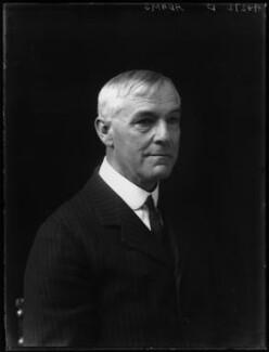 Sir Arthur Robert Adams, by Walter Stoneman, 1921 - NPG x67292 - © National Portrait Gallery, London
