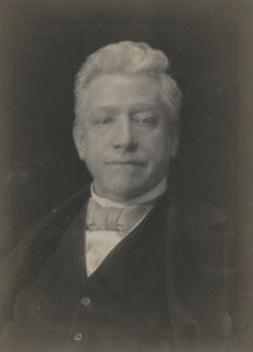 William Hesketh Lever, 1st Viscount Leverhulme, by Walter Stoneman - NPG x67300