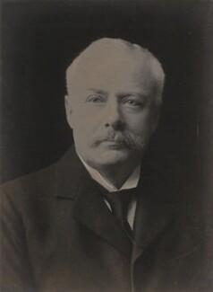 Herbrand Arthur Russell, 11th Duke of Bedford, by Walter Stoneman - NPG x67323