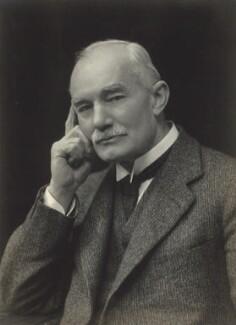 Sir James Allen, by Walter Stoneman, 1921 - NPG x67407 - © National Portrait Gallery, London