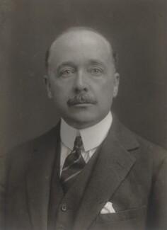 Bernard Arthur William Patrick Hastings Forbes, 8th Earl of Granard, by Walter Stoneman - NPG x67449