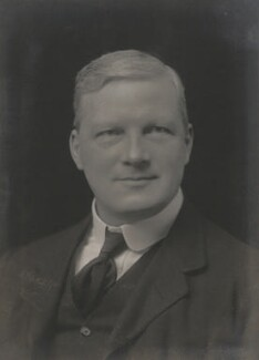 Rupert Edward Cecil Lee Guinness, 2nd Earl of Iveagh, by Walter Stoneman, 1921 - NPG x67481 - © National Portrait Gallery, London