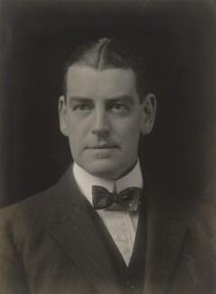 William Mitchell-Thomson, 1st Baron Selsdon, by Walter Stoneman - NPG x67492