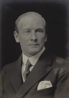 Alexander Shaw, 2nd Baron Craigmyle, by Walter Stoneman - NPG x67561
