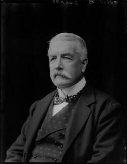 Sir Gershom Stewart, by Walter Stoneman - NPG x67562