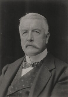 Sir Gershom Stewart, by Walter Stoneman - NPG x67564