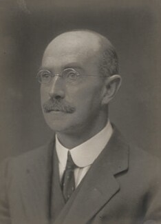 Sir (William) Arthur Robinson, by Walter Stoneman - NPG x67575