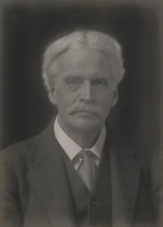 Gerald William Balfour, 2nd Earl of Balfour, by Walter Stoneman - NPG x67602