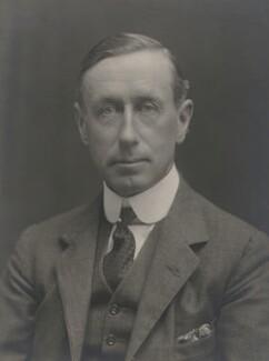 Sir William Arthur Mount, by Walter Stoneman - NPG x67607