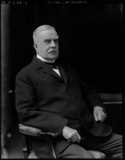 Charles Robert Wynn-Carington, Marquess of Lincolnshire, by Walter Stoneman - NPG x67614