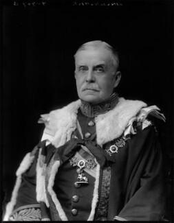 Charles Robert Wynn-Carington, Marquess of Lincolnshire, by Walter Stoneman - NPG x67615