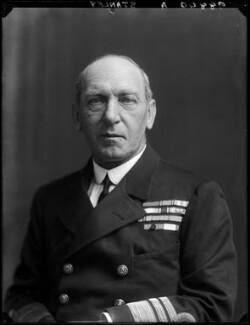 Sir Victor Albert Stanley, by Walter Stoneman - NPG x67676