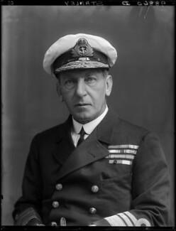 Sir Victor Albert Stanley, by Walter Stoneman - NPG x67678